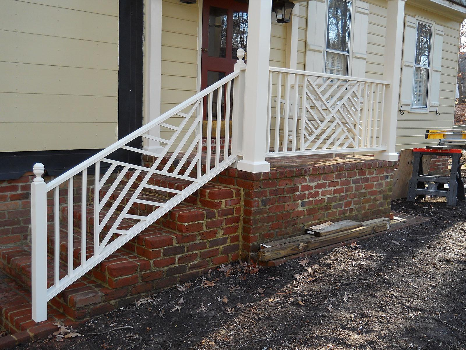 Greendale Railing S Chippendale